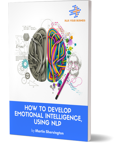 How to develop emotional intelligence using NLP_book cover